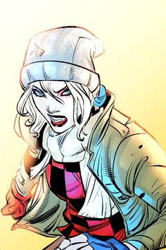 "harleysquinn: "" Harley Quinn in Harley Quinn (2016) #17 "" DC Comics"