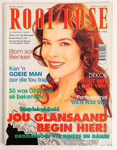 rooi rose 29 Junie 1994 Van, Rose, Movie Posters, Vintage, Roses, Film Poster, Vans, Vintage Comics, Film Posters