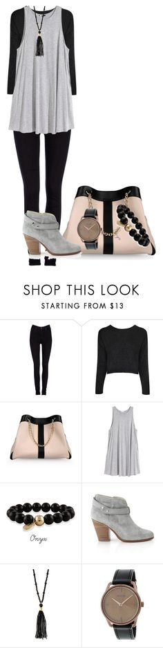 """""""Norma Style"""" by norma7-671 on Polyvore featuring Lee, Boohoo, See by Chloé, H&M, rag & bone, Monsoon and Nixon"""