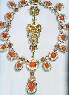 Russian Crown Jewels ~