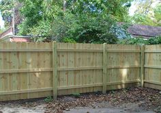 Residential Wood Fence Panels & Wood Fencing Installation Buffalo ...