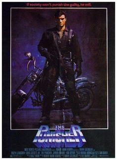 The Punisher (1989) - Dolph Lundgren DVD