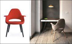 Marzua: 1940: Silla orgánica (Organic Chair)
