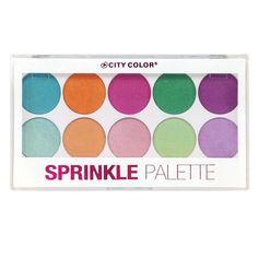 City Color Sprinkle Palette