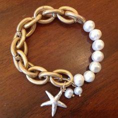 UnikLook Jewelry - Seabreeze beaded bracelet, $16.00 (http://www.uniklook.com/seabreeze-beaded-bracelet/)