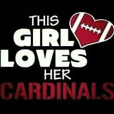 Cardinals Girl! D, i want this