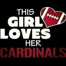 Cardinals Girl!