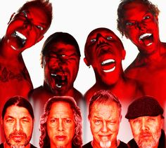 photo I made in Photoshop))) Master Of Puppets, James Hetfield, Foo Fighters, Rock N Roll, Metallica, Heavy Metal, Photoshop, Guys, Board