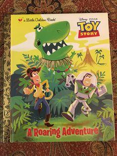 Disney•Pixar Toy Story A Roaring Adventure  Copyright 2012