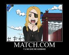 damn you match.com by PeroKoshka.deviantart.com on @deviantART