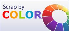 A great site for a color wheel for scrapbooking. Go to the bottom of the page and choose the Color Wheel link.