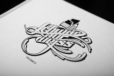typography logo / pinned on Toby Designs