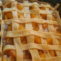 April 13- National Peach Cobbler Day