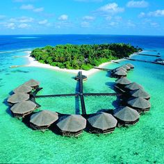 Maldives Island, South of India