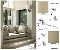 Roman blinds Roma.. Elegance & style for your home by Pavon.. Do you like it? 😀