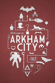 Welcome to Arkham City