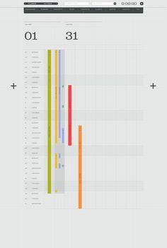 Prettiest project planner / project management