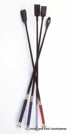 Edward Goddard Riding Crop With Soft Grip Handle Riding Crop Colour Black Navy Silver Tan Sizes One. I have the black one.