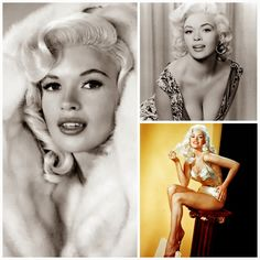 HOLLYWOOD'S FIRST Sex Bomb: Jayne Mansfield!   Her LIFE in PHOTOS: http://www.clubfashionista.com/2013/06/jayne-mansfield-in-photos.html  #JayneMansfield #OldHollywood #bombshell