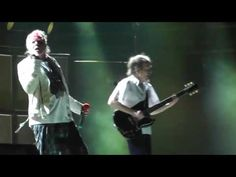 AC DC with Axl Rose   Riff Raff Live   London 04 06 2016