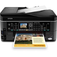 Epson WorkForce 645 All-in-One Printer