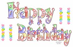 gif birthday images - Google Search