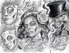 Tattoos By Gatunoman D3d3xc3 Chicano