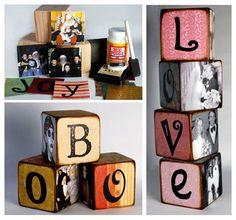 Decor Cubes