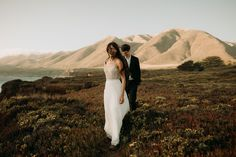 This future bride and groom had their California engagement session in Big Sur this week. From the sun in the redwoods to the fog rolling in the mountains on the coast I had so much fun taking them on a three hour adventure. They hadn't explored Big Sur before, so I loved taking them to all the lesser known spots! Big Sur California, California Wedding, Engagement Couple, Engagement Session, Living In La, How Beautiful, Groom, Coast, The Incredibles
