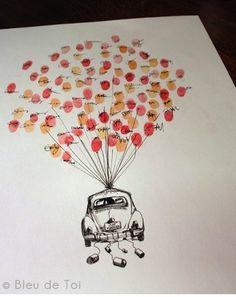 16 Best Ksiega Gosci Images On Pinterest Marriage Gifts Tree
