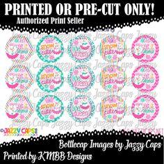 Printed  Precut: LET IT SNOW Snow Cute  2727  1 by KMBBDesigns