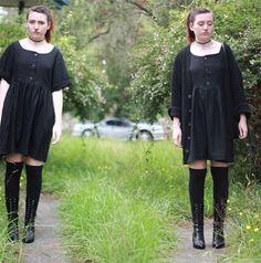 Ootd | The Alice Dress + My Minimalist Wardrobe + Review