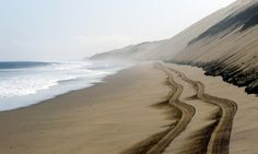Sandwich Bay, Namibia. Absolutely stunning