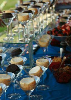 cheesecake & chocolate cake dessert bar...brilliant!