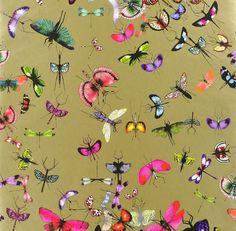 Nouveaux Mondes Wallpaper | Christian Lacroix Collection. Check it out on Architonic