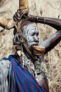 Mursi Capture [Omo Valley - Ethiopia]