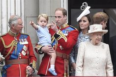 Image: Trooping the Colour