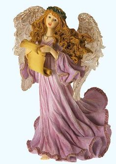www.seraphim-classics-angels.com: Adella - Charming Angel of Song - not available