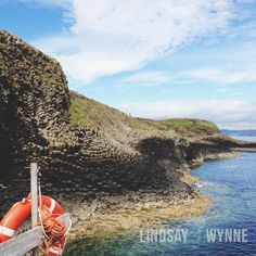 Isle of Staffa, Scotland. $25.00, via Etsy. by Lindsay Wynne Photography
