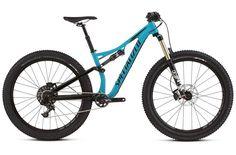 Specialized Rhyme FSR Comp 6Fattie 2017 Women's Mountain Bike - Dark Blue/Blue…