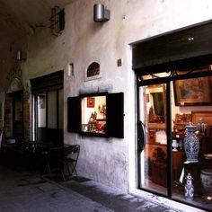 Volta di San Piero in #Florence #Tuscany