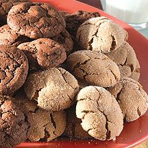 Chocolate Chocolate Chip Cookies 1p+
