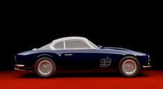 1957 Ferrari 250 GT LWB Zagato Sanction II