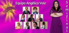 14 de Julio - July 14 equipo Angelica Vale para la semifinal. / Angelica Vale team for the semifinal.