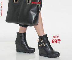 Yüksek topuklar, sağlam adımlar!  #AW1516 #newseason #winter #kış #yenisezon #fashion #fashionable #style #stylish #polaris #polarisayakkabi #shoe #ayakkabı #shop #shopping #çanta #bag #women #womenfashion #trend #moda #ayakkabıaşkı #shoeoftheday
