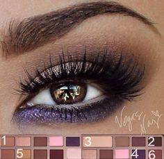 Too faced chocolate bar palette. | Make-Up Looks | Pinterest