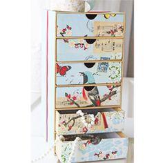 Deco Bird Box