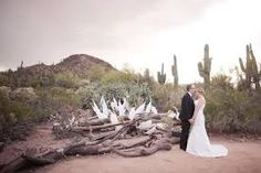 Image result for images or desert weddings in arizonz