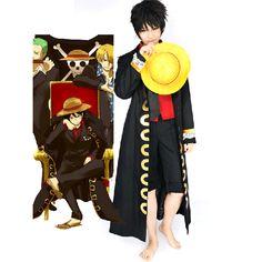 One Piece Cosplay Costume|Monkey D. Luffy Uniform Cosplay Costume