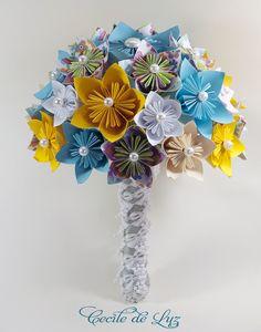 Origami 1 - Bouquet